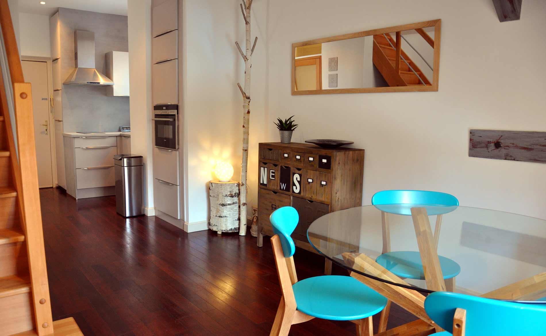 Home meubl de tourisme saverne for Meuble salon